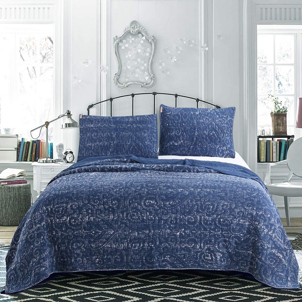 stone washed quilts bedspreads