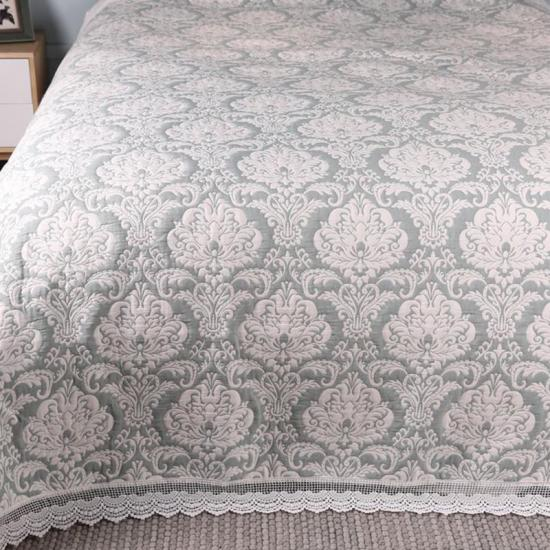 jacquard medaillon beddengoed